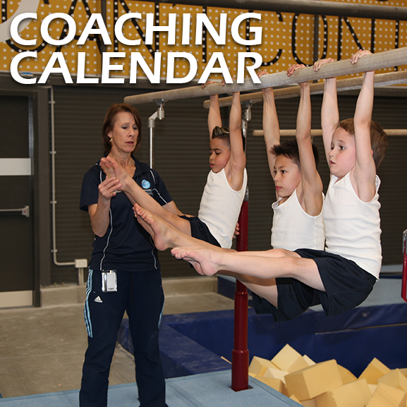 Gymnastics NSW | Coaching Calendar 2016